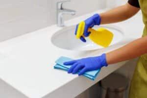اساسيات تنظيف البيت