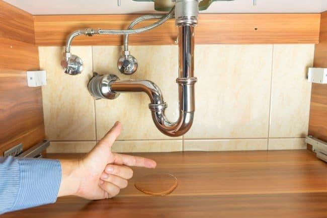 افضل علاج تسرب المياه من المواسير